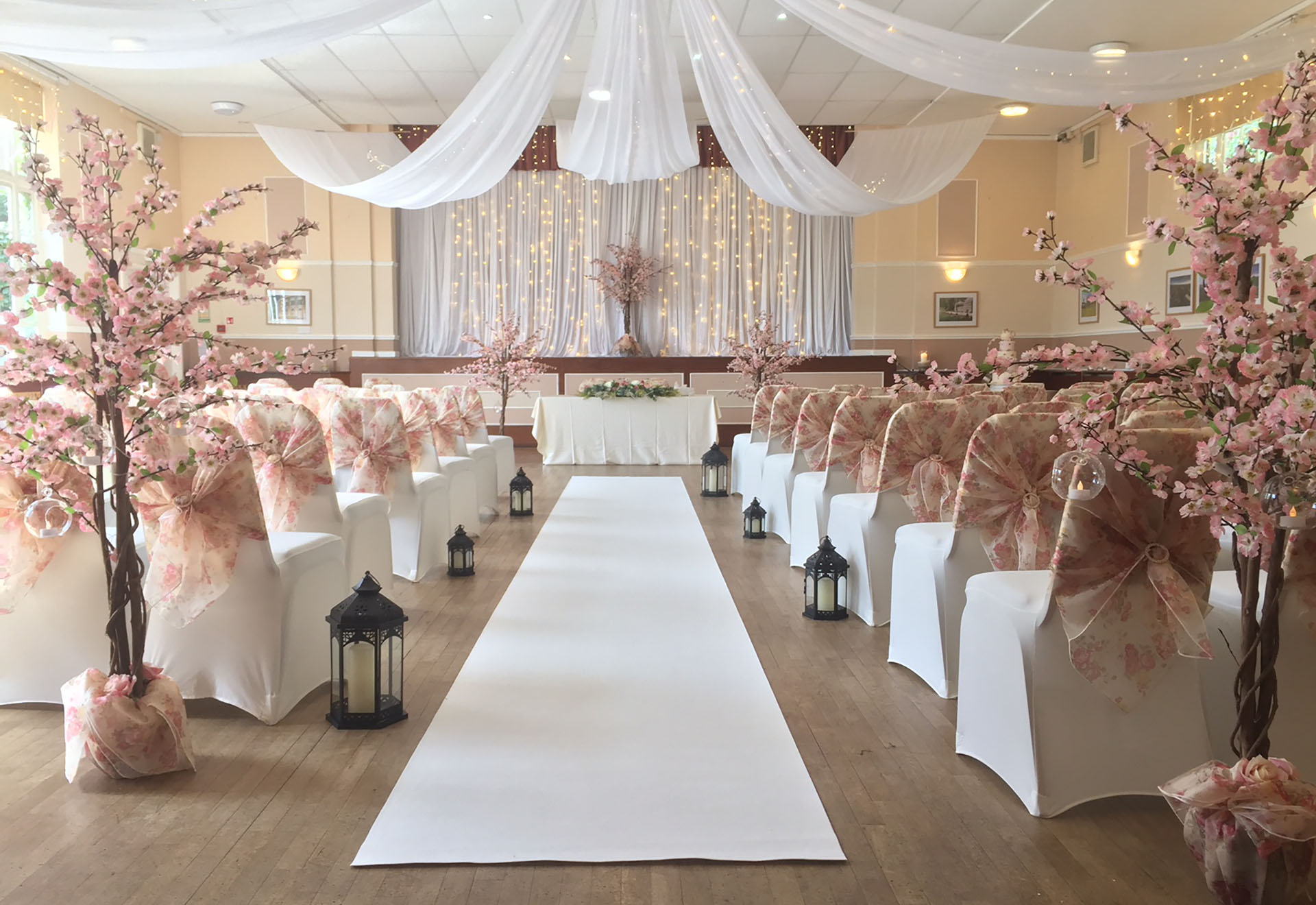 The Old Rectory Handsworth meeting wedding reception