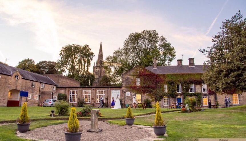 The Old Rectory Wedding Venue Handsworth Sheffield