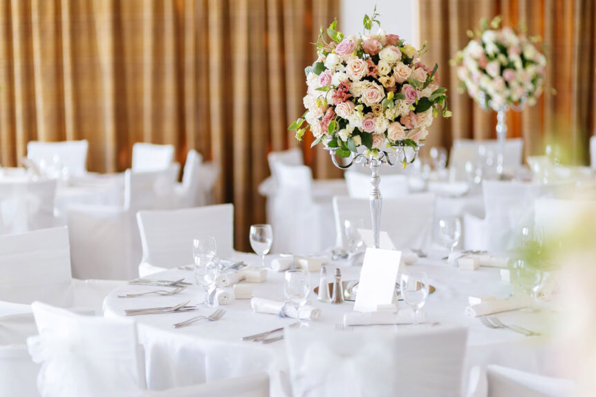 The Old Rectory Handsworth Wedding Venues in Sheffield Wedding Flowers