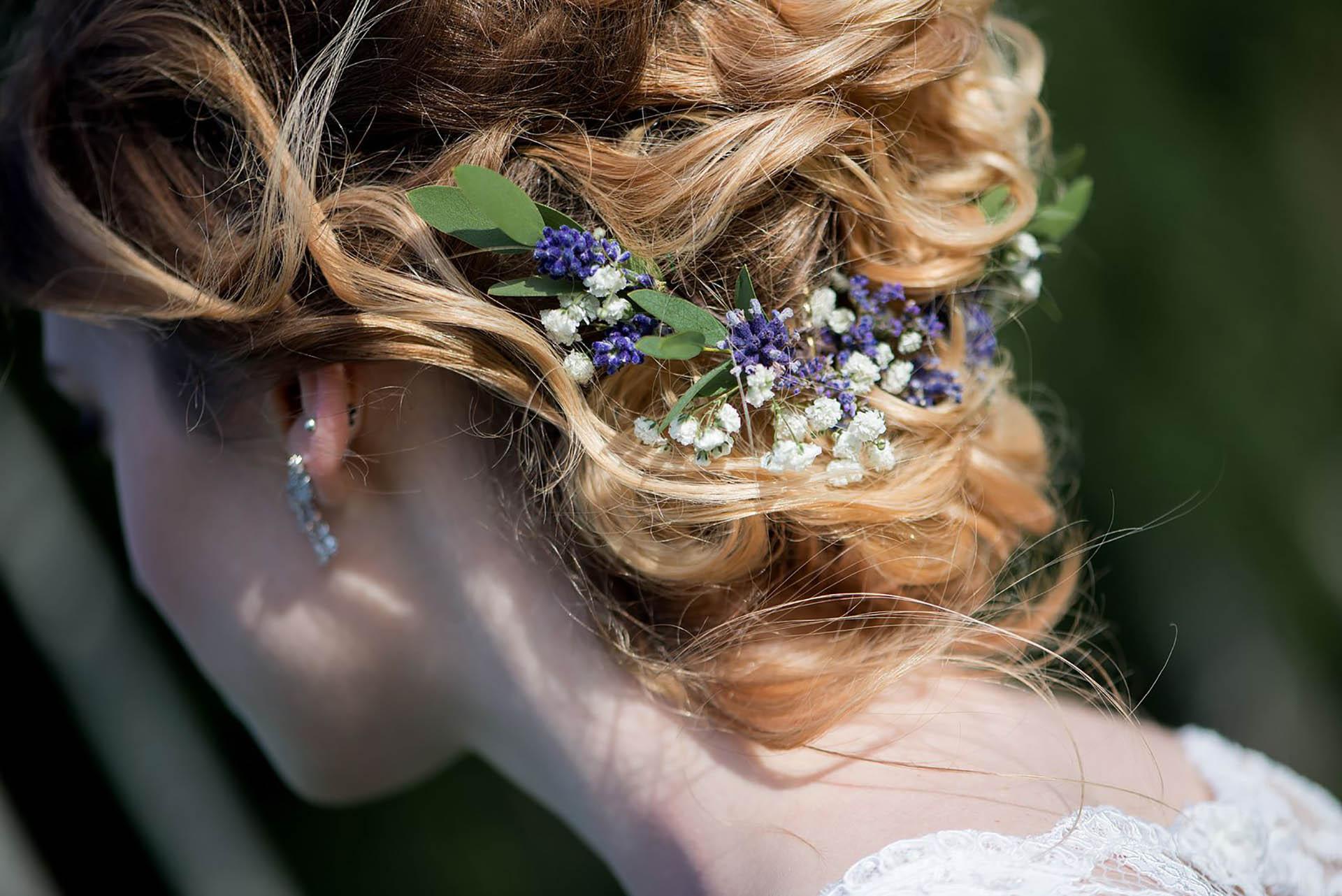 The Old Rectory Handsworth Wedding Venues in Sheffield Wedding Hair
