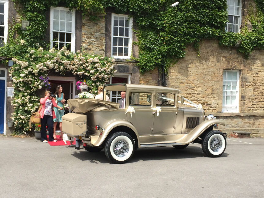 The Old Rectory Handsworth Wedding Venues in Sheffield wedding cars for hire