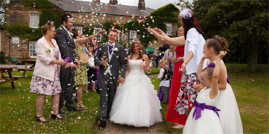 The Old Rectory Handsworth Wedding Venues in Sheffield civil wedding and reception