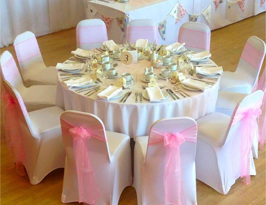 The Old Rectory Handsworth Wedding Venues in Sheffield wedding breakfast