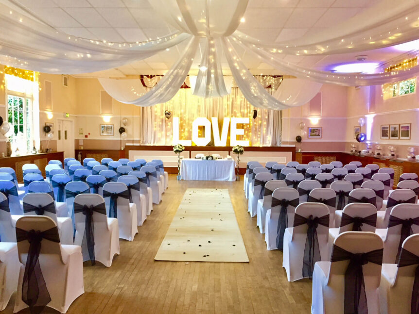 The Old Rectory Handsworth Wedding Venues in Sheffield
